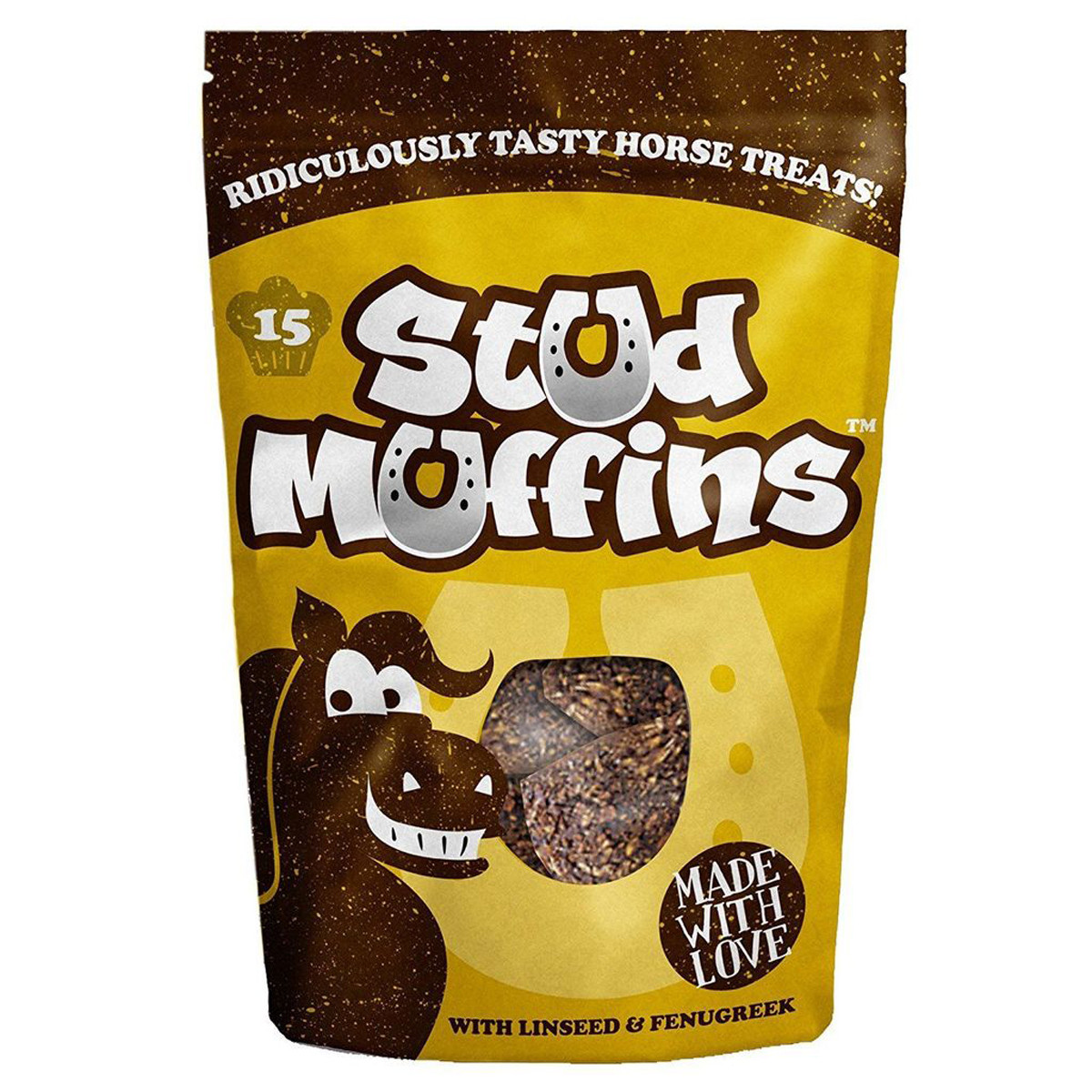 Stud Muffins 15 Pack Horse Muffins