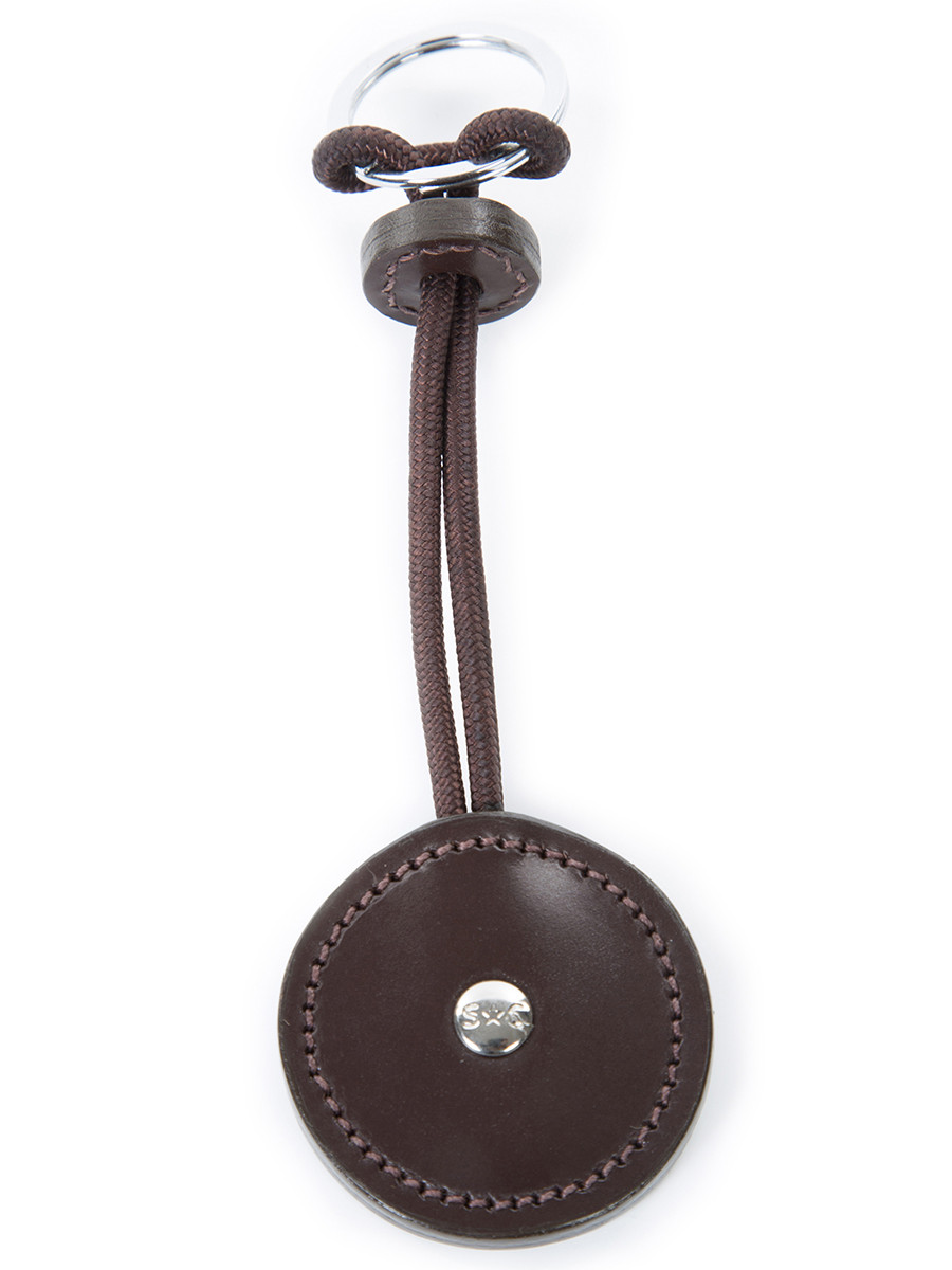 Silver Crown Key Ring Lucky II