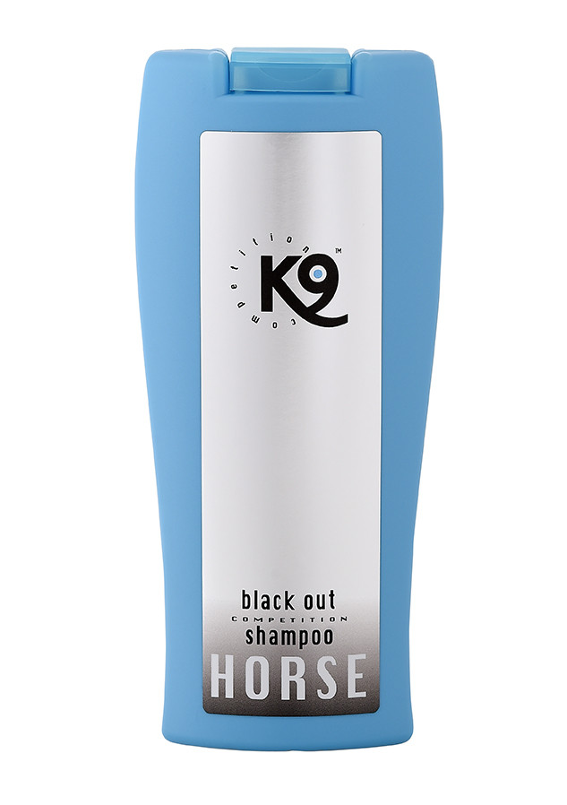 K9 Horse Black Out Shampoo