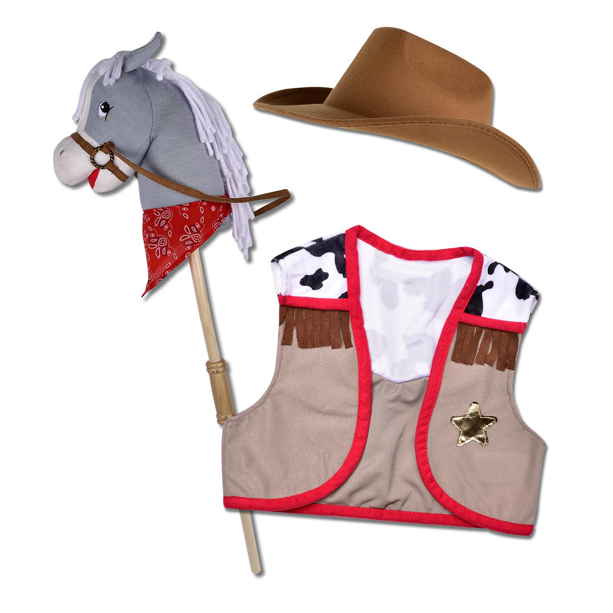 Playset - Hobby Horse with Accessories