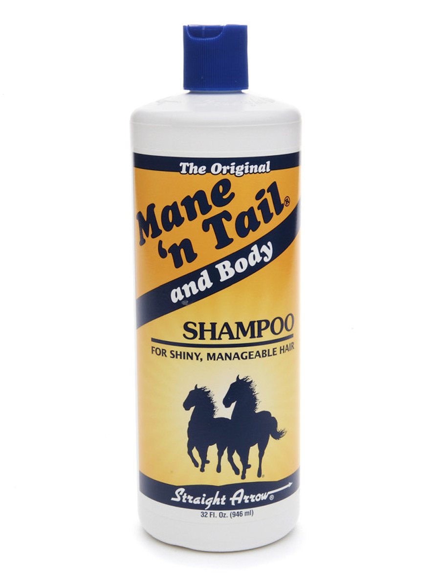 Straight Arrow Mane N Tail Shampoo