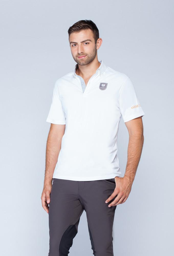 Noel Asmar Men's Show Polo T-Shirt