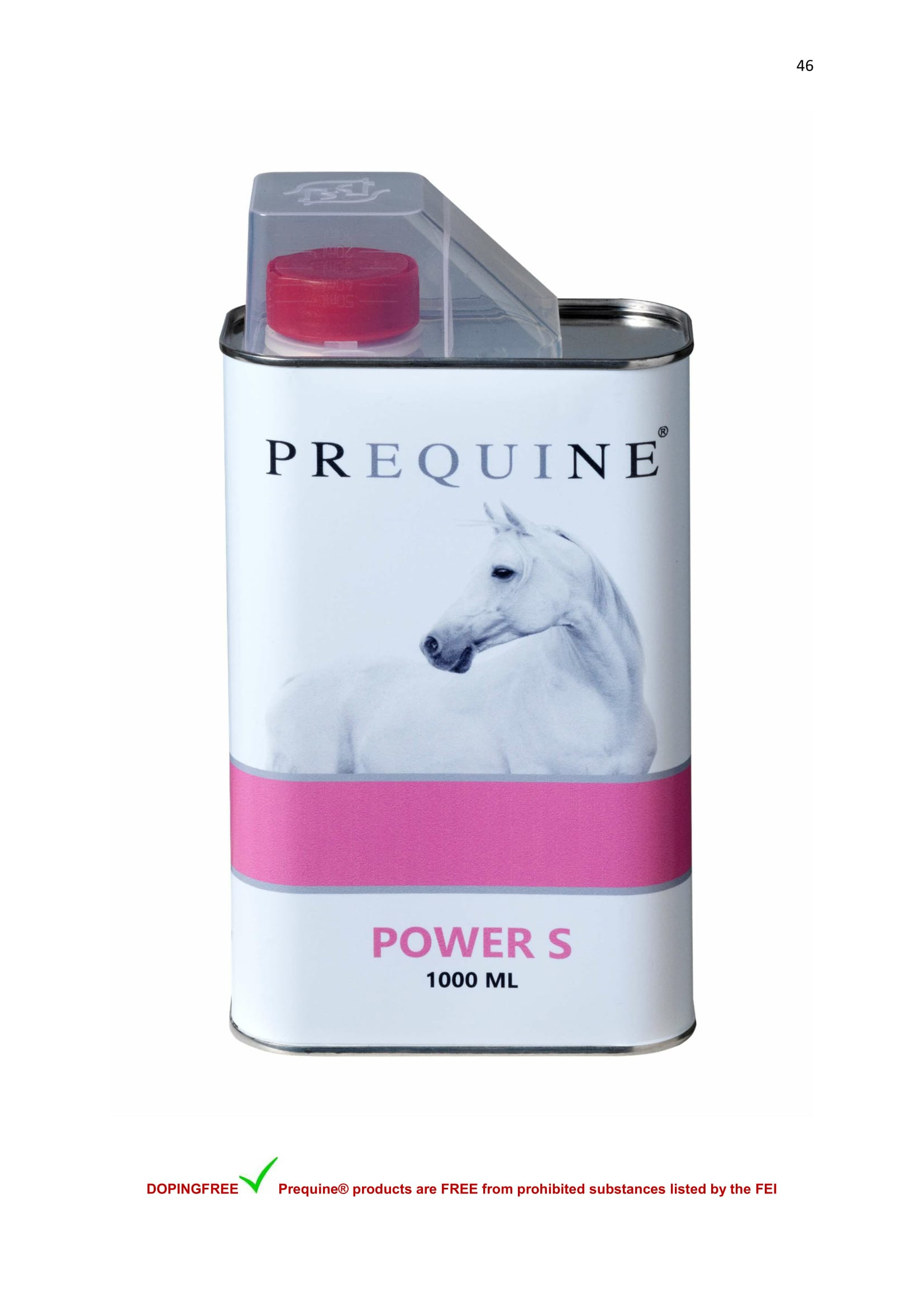 Prequine® Power-S