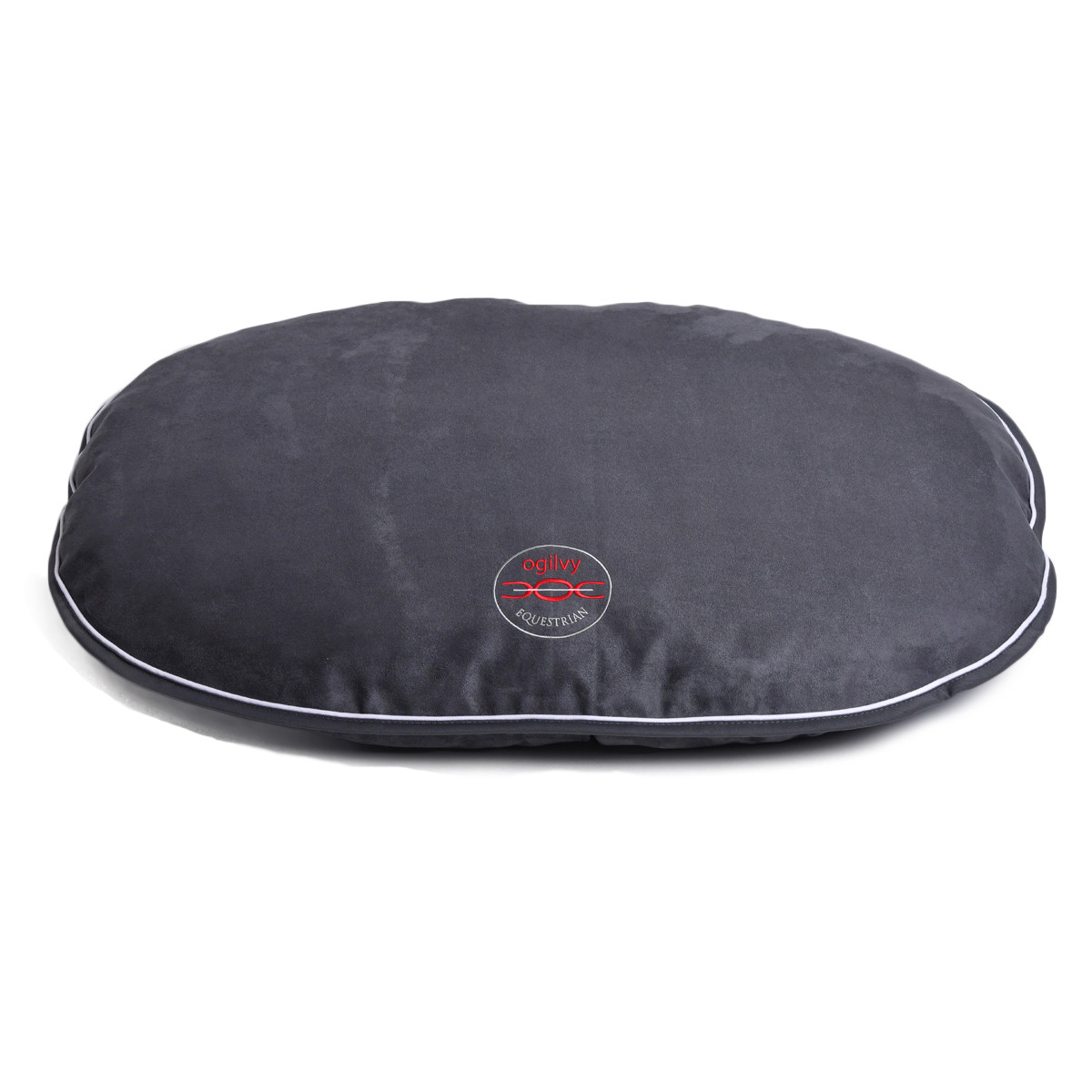 Ogilvy Memory Foam Dog Bed with Cover - Medium
