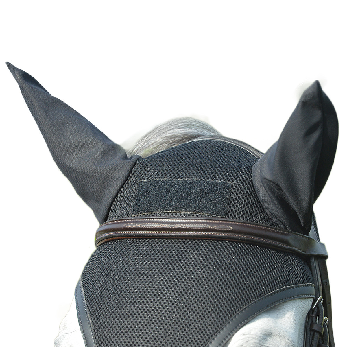EquiFit® Headsup Bonnet No Logo Black