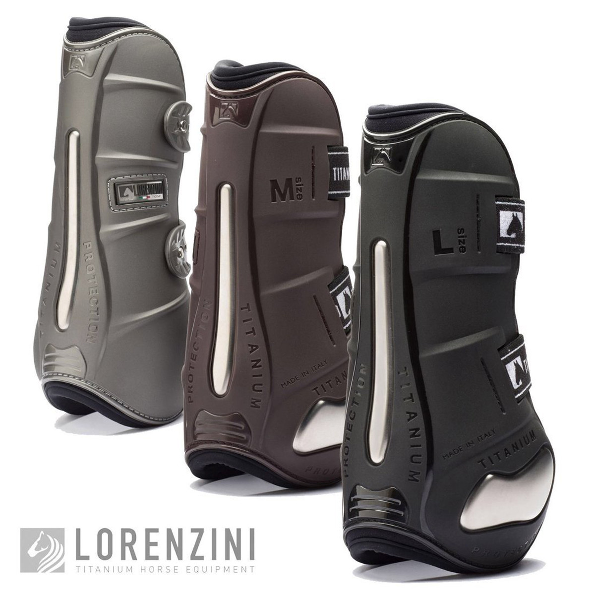 Lorenzini Tendon Boots