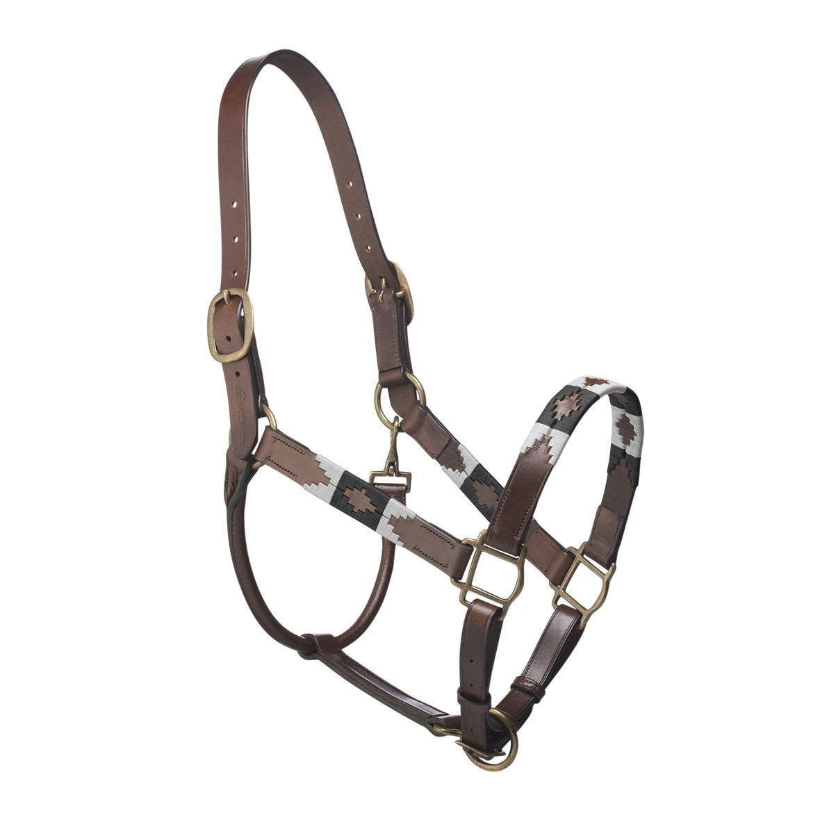 Pampeano Pampa Headcollar - Grey and Black