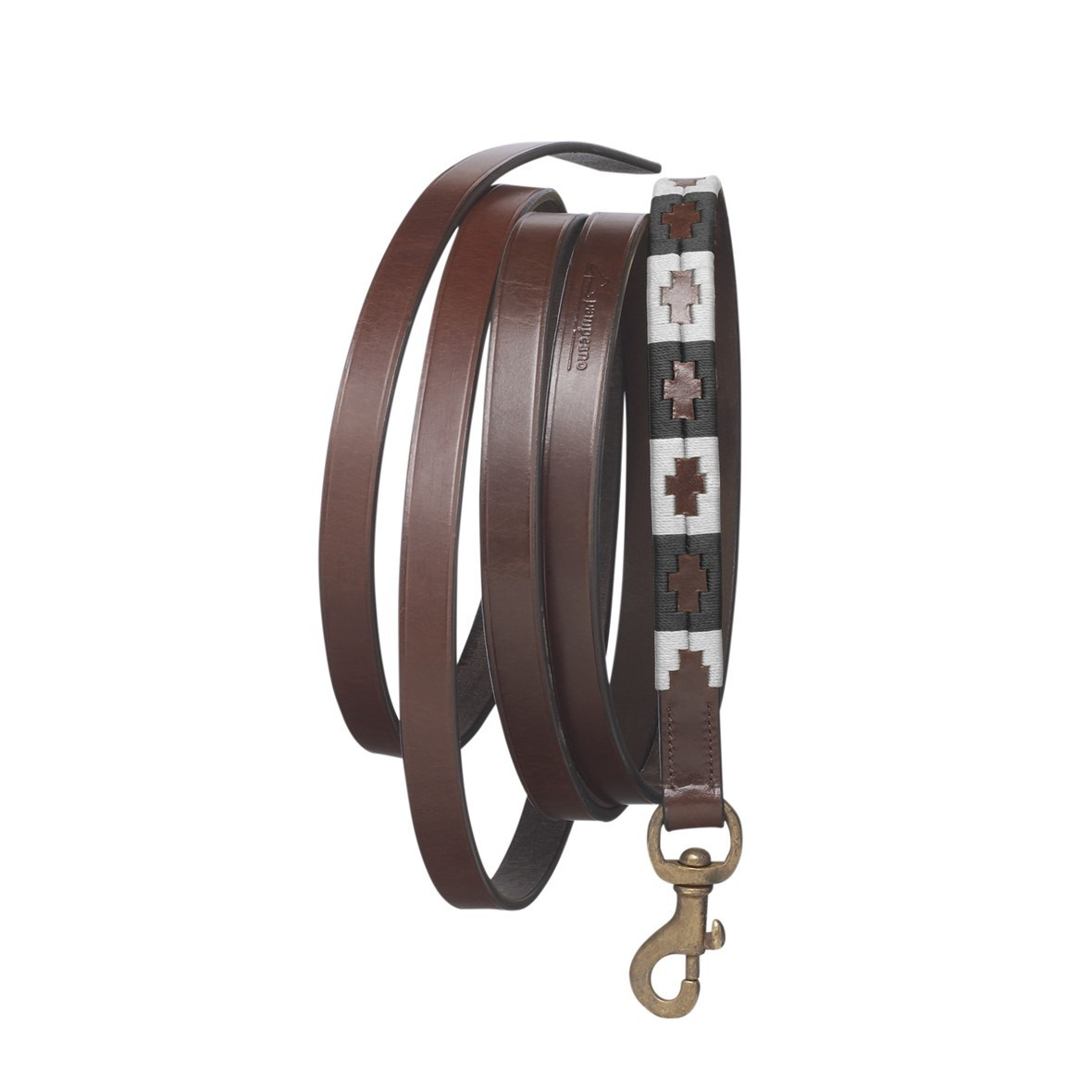 Pampeano Pampa Leadrope - Grey and Black