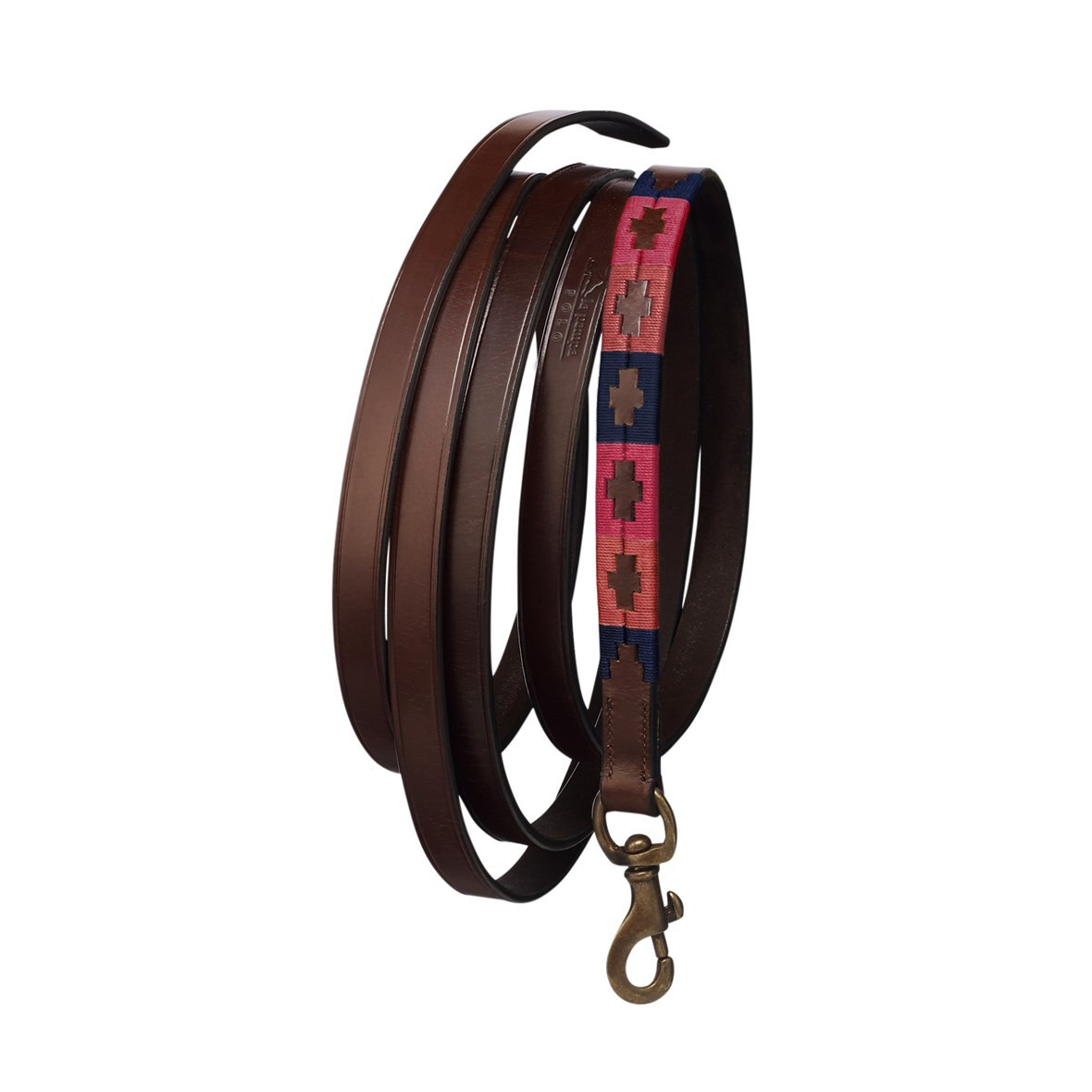 Pampeano Pampa Leadrope - Light Pink, Fuchsia and Navy