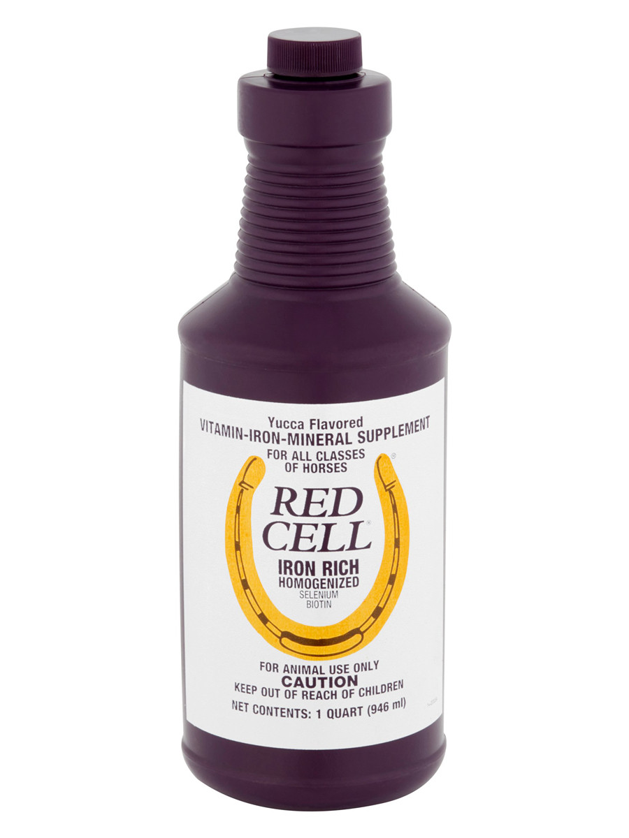 Horse Health Red Cell