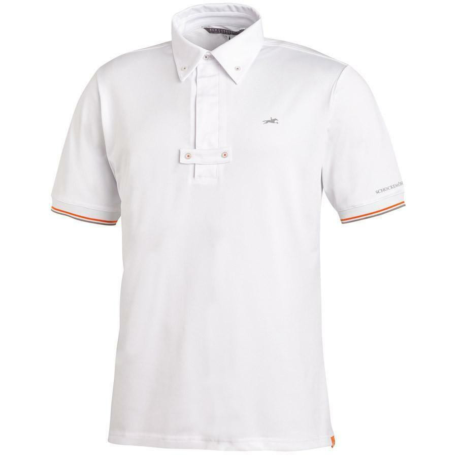 Schockemöhle Sports Men's Mitchell Show Shirt S/S