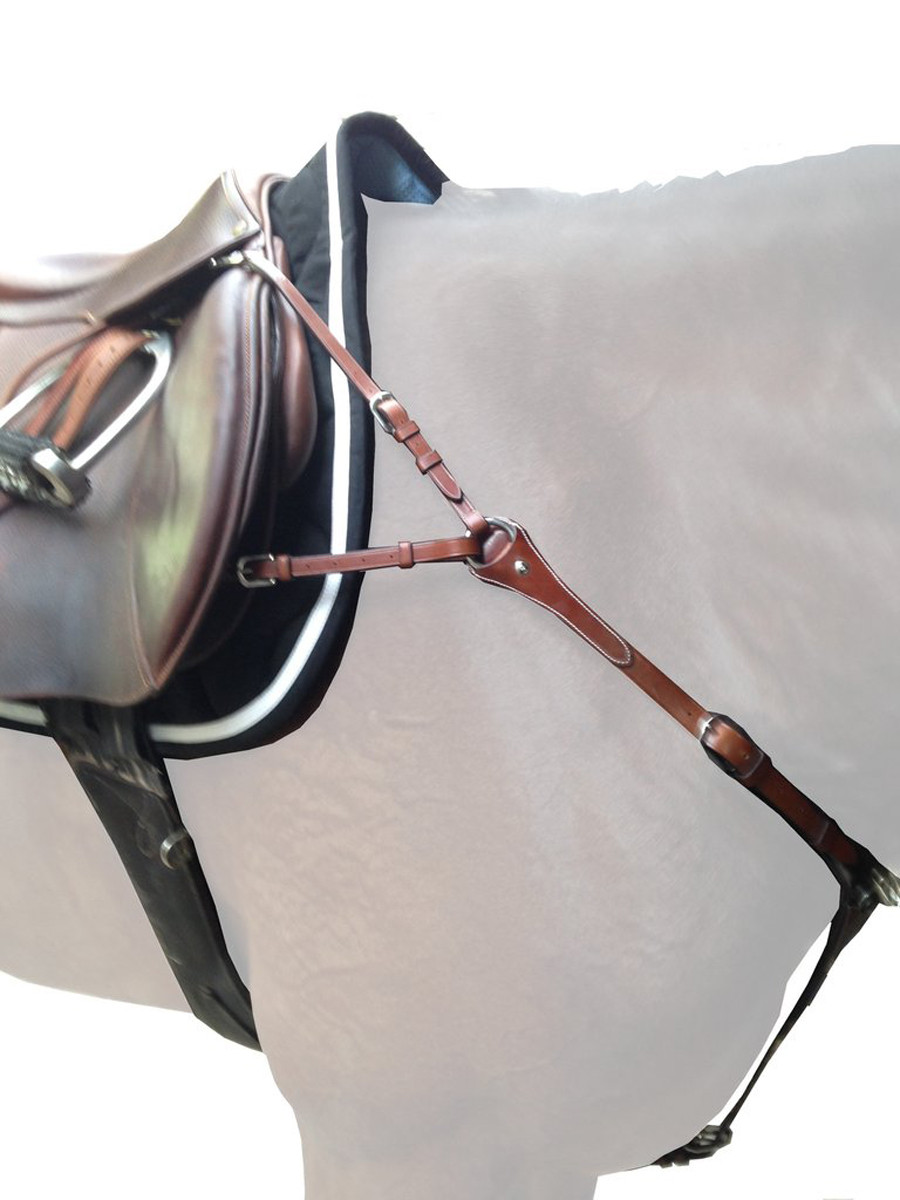 Silver Crown  Breastplate Liberty Pro Without Fork
