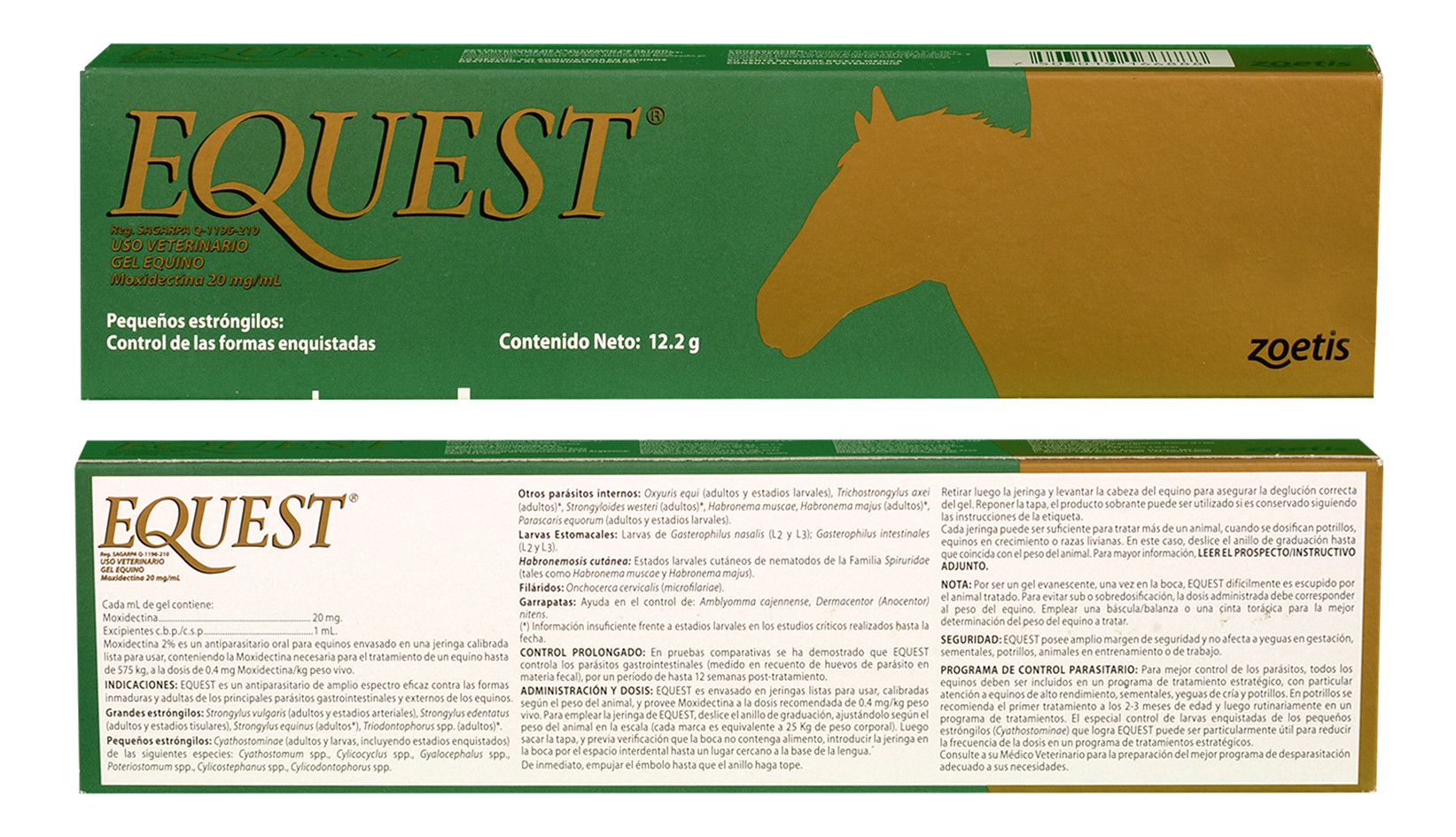 Zoetis Equest Wormer Paste