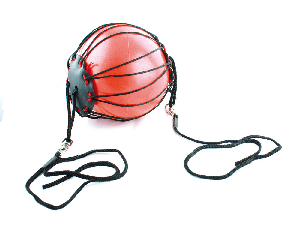 Plastic & Rubber Distraction Ball for Horses