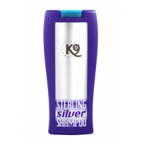 K9 Horse Sterling Silver Shampoo