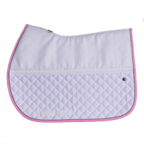 Ogilvy Jump Friction Free Pad White / L.Grey /B.Pink