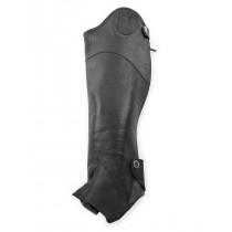 Equestro Leather Mini Chaps Type Crocodile