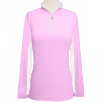 EIS Women's Long Sleeve Blocked Cool Shirt