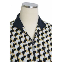 EIS Junior's Long Sleeve Close Out Patterned COOL Shirt ®