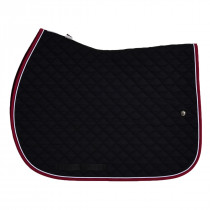 Ogilvy Jump Profile Pad Black/white/Burgundy