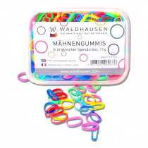 Plaiting Bands in Dispensing Box - Extra Wide - Multicolour