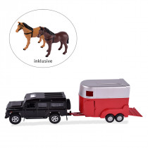 Horse Trailer Play set