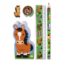 Pony Club Writing Set