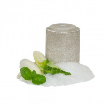 Officinalis Fennel / Chicory / Melissa Lollyroll Salt Blocks (Pack Of 2 Blocks)