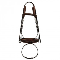 Silver Crown Bridle