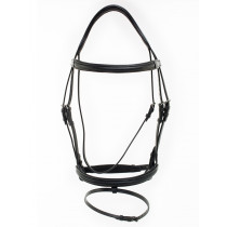 Butet Sport Bridle - Flash Noseband