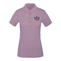 Kingland Women's Trayas Technical Piques Polo Shirt