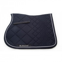 Lami-Cell Diamond Saddle Pad