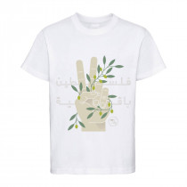 Palestine Remains Owaikeo X The Horse Co Charity T-Shirt