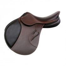 Antares Connexion Saddle Calf and Grain Leather