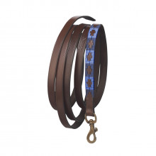 Pampeano Pampa Leadrope - Navy and Royal Blue