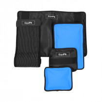 EQUIFIT HOT/COLD THERAPY GELCOMPRESSION BACKPACK